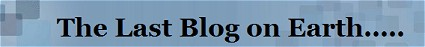 last blog
