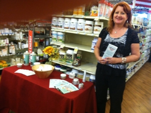 Kathy H. at Sunflower Shoppe in Colleyville, TX